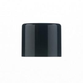 Ø14 Plain cap -Black