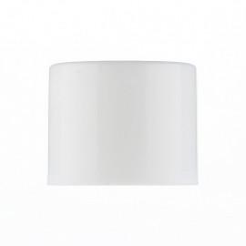 Ø17 Double plain cap -White