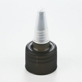 Ø21 Sharp cap black(A)