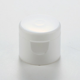 Ø20 One touch cap-White