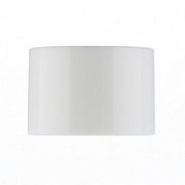 Ø20 Double plain cap -White