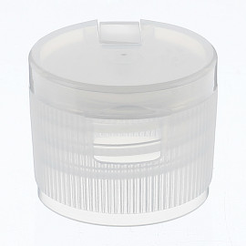 Ø28 One touch cap-Transparent