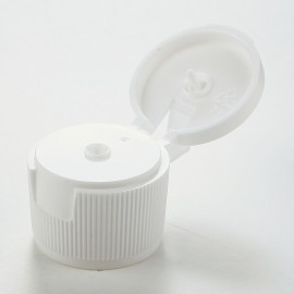 Ø28 One touch cap-White