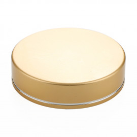 Pharmaceutical gold plating cap -Large