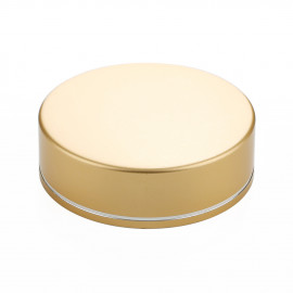 Pharmaceutical gold plating cap -Medium