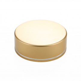 Pharmaceutical gold plating cap -Smal