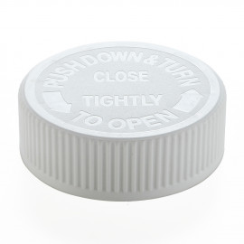 Pharmaceutical safety cap -Large