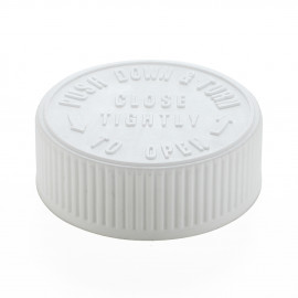 Pharmaceutical safety cap -Medium