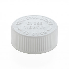 Pharmaceutical safety cap -Smal
